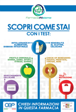 TEST DIAGNOSTICI